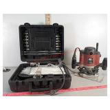 """Tool shop 1/2"""" plunge router, works"""