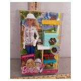 New Barbie beekeeper doll