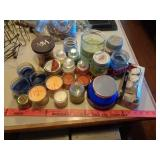 new & used candles