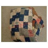 Patch quilt / blanket