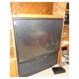 Large Mitsubishi projection tv - does not work