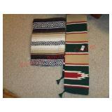 Native American blanket & rug