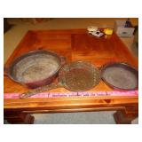 chocolate enamelware