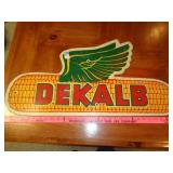 Dekalb seed corn single sided sign