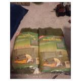 2 new mosquito nets