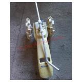Cast iron Nelson tractor sprinkler