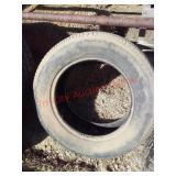 1 Michelin P225/60 R16 tire