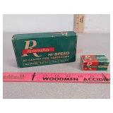 Vintage Remington 300 savage 6 rounds. Vintage