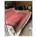 Karastan Kara Shah wool area rug - approx 8