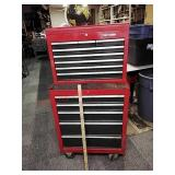 > Craftsman 2 tier 13 drawer tool chest / box
