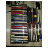 Lot of various music CD