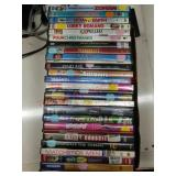 Lot of DVD movies tv shows