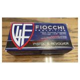Fiocchi 50 rounds 9MM Luger Ammo ammunition