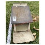 Vintage Stokes bird feeder
