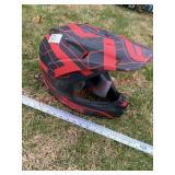 Fulmer motorcycle hellmet - Youth L
