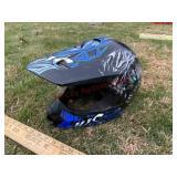 HJC motorcycle helmet - Youth S
