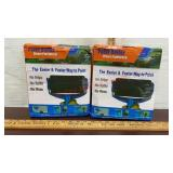 2 Fillable Paint Rollers New in Box