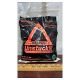 Unstuck Rescue (a tow truck in a bag) 12 lb. bag.