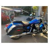 2012 Yamaha Star motorcycle. 2nd owner. Clean