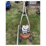 "Sensation Cemetary Model 14"" cut commercial mower"