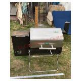 Green Mountain Davy Crockett tailgate pellet grill