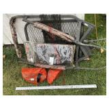 The Boss Extreme big game tree stand & harness