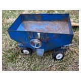 Vintage Gravity wagon