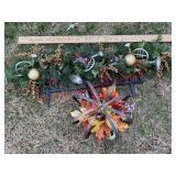 Holiday yard decor