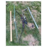 Archery equipment - 2 Bear, Barnett bows