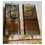 Semi truck mirrors