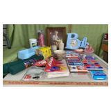 Household items & Bathroom Decor