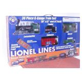 Lionel Trains 39-Pc. Battery Operated Locomotive