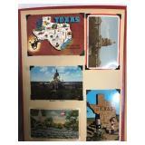 Texas Post Card Collection