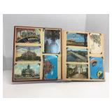 Anderson Indiana Collection Postcard Book