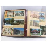 Indiana Collection Postcard Book