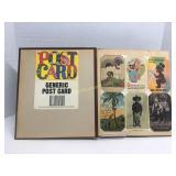 Comic Collection Postcard Book