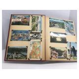 Washington Stare Collection Postcard Book