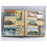 New Jersey Collection Postcard Book