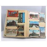 Ohio Collection Postcard Book
