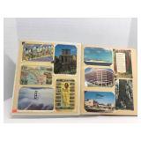 California Collection Postcard Book