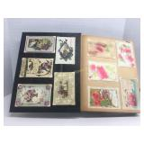 Warner Collection Postcard Book