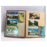 Kentucky Collection Postcard Book