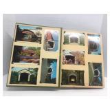 Trains, Bridges, Air Planes Postcard Collection