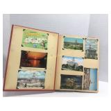 Tennessee Collection Postcard Book