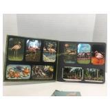 Animals Collection Postcard Book