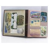 Muncie Collection Postcard Book