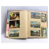 Nevada Collection Postcard Book
