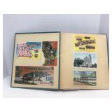 Missouri Collection Postcard Book