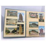 North Carolina Collection Postcard Book