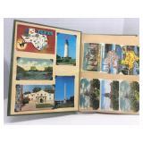 Texas Collection Postcard Book